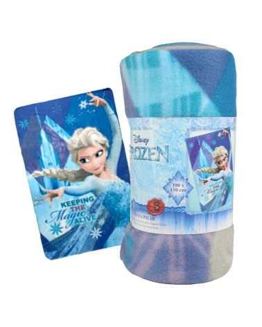 Gift Set Polar Blanket Frozen Disney