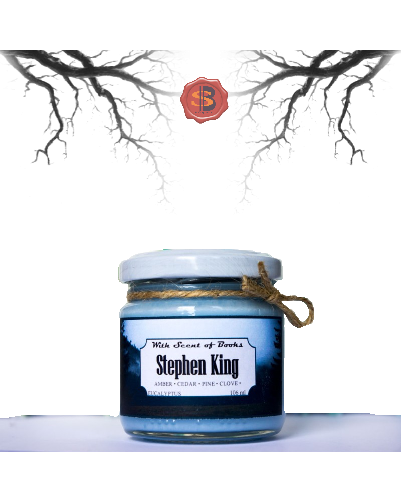 Scented Candle Stephen King