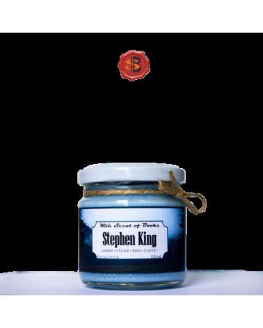 Ароматна свещ Стивън Кинг