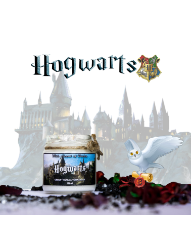 Scented Candle Hippogriff, Harry Potter