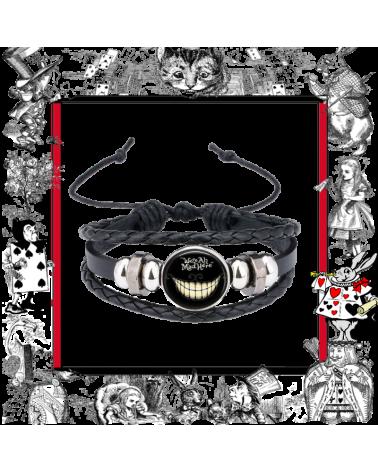 Leather Bracelet Platform 9 3/4, Harry Potter