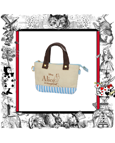Rabbit Necklace, Alice in Wonderland