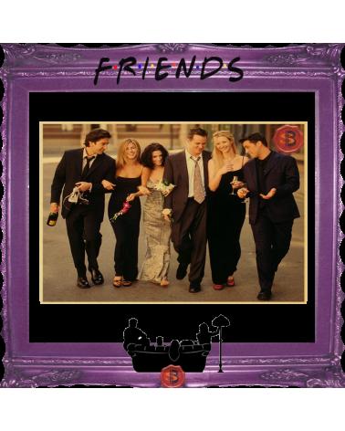 Плакат Приятели
