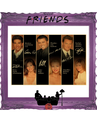 Friends tv series Poster 2