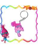 Pvc Key Chain Poppy, Trolls