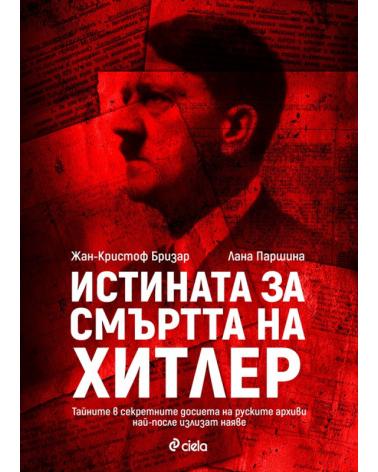 Смъртта на Хитлер