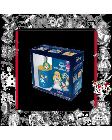 Gift set Alice in Wonderland