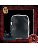Черна кожена чанта за рамо Хогуортс, Хари Потър