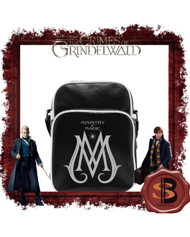 Fantastic Beasts Messenger Bag Ministry of magic