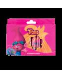 Цветни флумастери 10 броя, Тролчетата