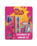 Big Stationery set 5 pieces of Trolls