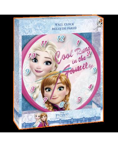 Детски стенен часовник Елза и Анна, Замръзналото кралство
