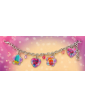 Bracelet with charms Trolls