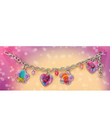 Bracelet with charms Trolls
