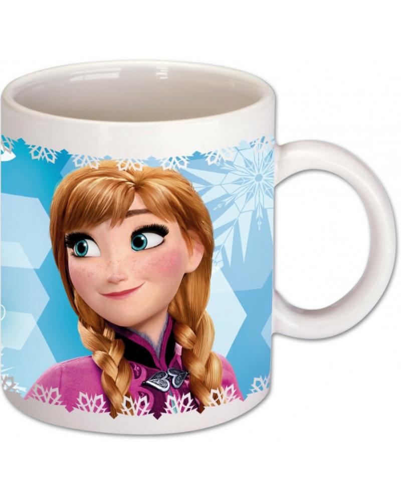 Frozen Porcelan Mug
