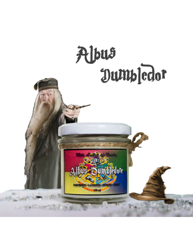 Scented Candle Albus Dumbledore, Harry Potter