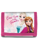 Frozen digital wristwatch and wallet