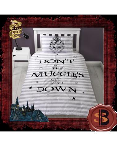 Двулицев Спален компплект Мъгъл, Хари Потър