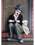 Charlie Chaplin - A Dog's Life / Grigor Velev