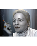 Portrait of Sharon Stone / Grigor Velev