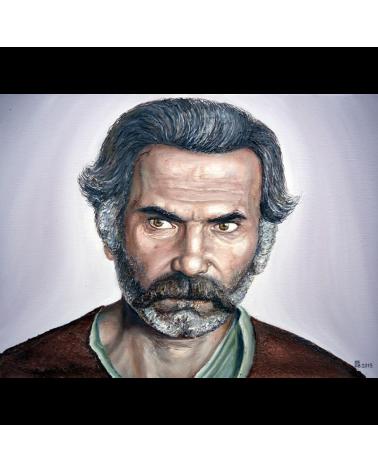 Портрет на Григор Вачков / Григор Велев