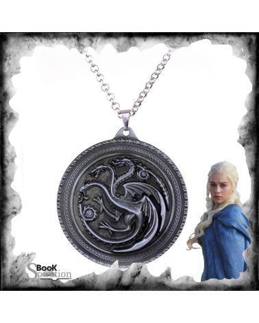 Necklace Targaryen, Game of thrones