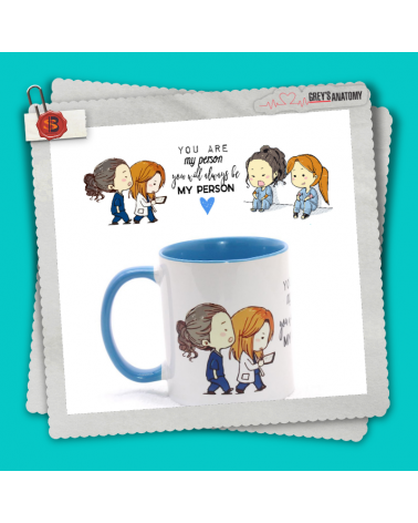 Mug You are my person Grey's Anatomy