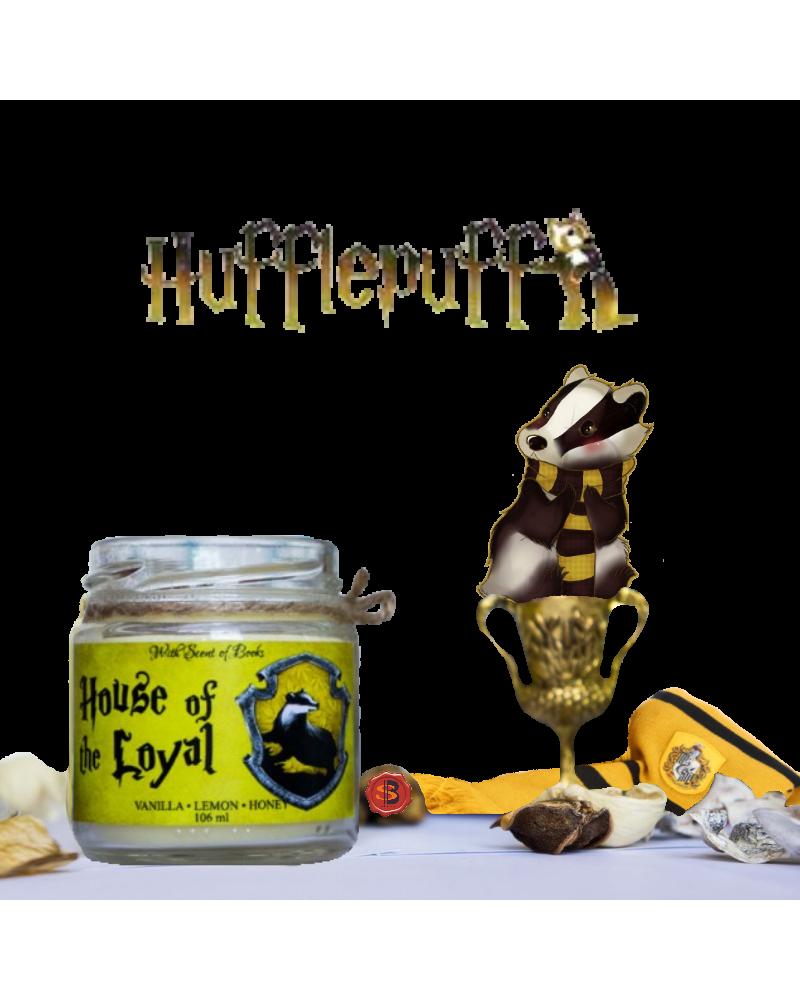 Ароматна свещ Хафълпаф, Хари Потър