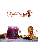 Scented Candle Gryffindor, Harry Potter