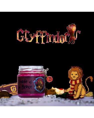 Ароматна свещ Грифиндор, Хари Потър