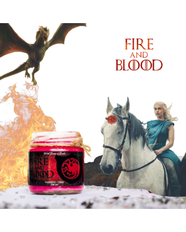 Scented Candle Targaryen, Game of Thrones