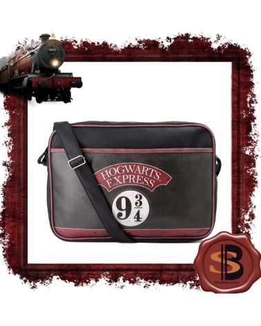 HARRY POTTER TRIPLE case Hogwarts Express 9 3/4