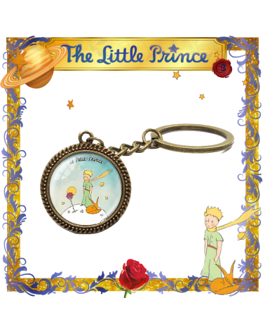 Keychain Little Prince