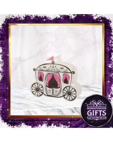 Кутийка за подарък каляска