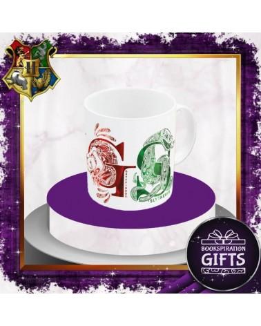 Керамична чаша Хогуортс в кутия,  Хари Потър