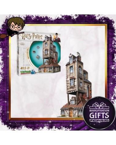 3D Пъзел домът на Уизли, Хари Потър