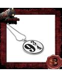 Silver Necklace Platform 9 3/4, Harry Potter