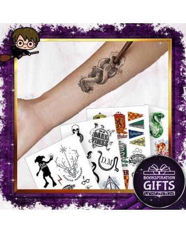 Татуировки Хари Потър