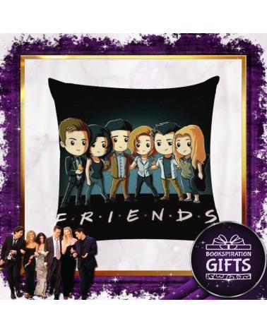 Калъфка за декоративна възглавничка Friends, Приятели