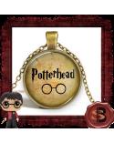 Potterhead necklace, Harry Potter