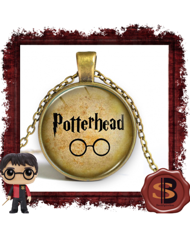 Potterhead necklace, Harry Potter