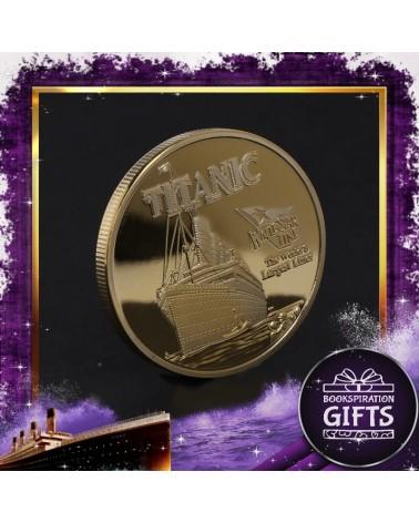 Колекционерска монета Титаник, модел 2