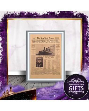 Плакат Титаник
