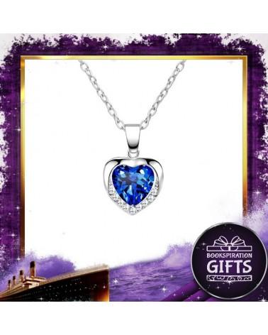 Колие Синьо Сърце, Титаник
