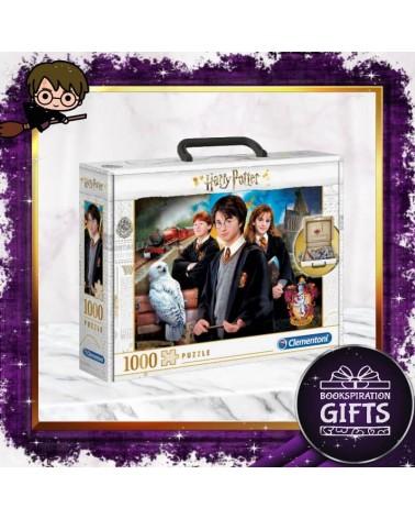Пъзел в куфарче Хари Потър, 1000 части