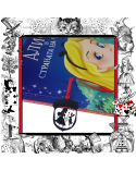 Metal bookmark Alice in Wonderland