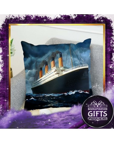 Декоративна възглавничка Титаник