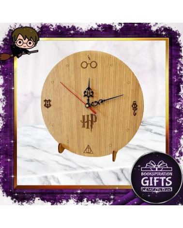 Дървен Стенен Часовник Хари Потър