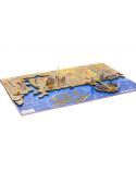 4D Cityscape Puzzle Dubai