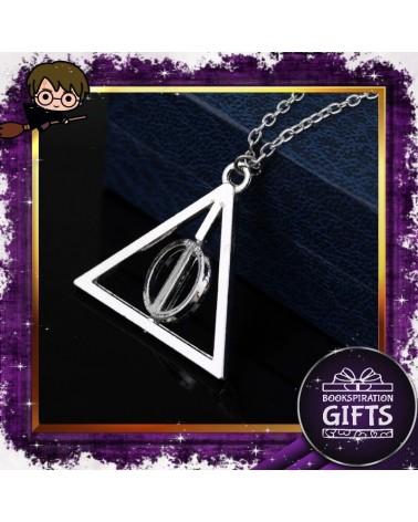 Колие Символът на Даровете на смъртта, Хари Потър